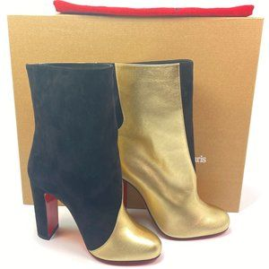 Christian Louboutin Botty Double Ankle Boots 36.5
